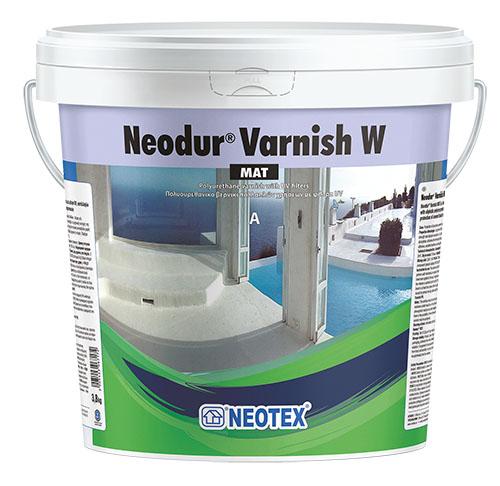 Neodur Varnish W betono lakas