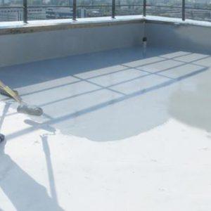 Terasų, balkonų hidroizoliacija