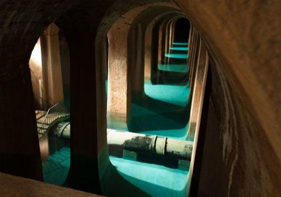 Geriamo vandens rezervuaras