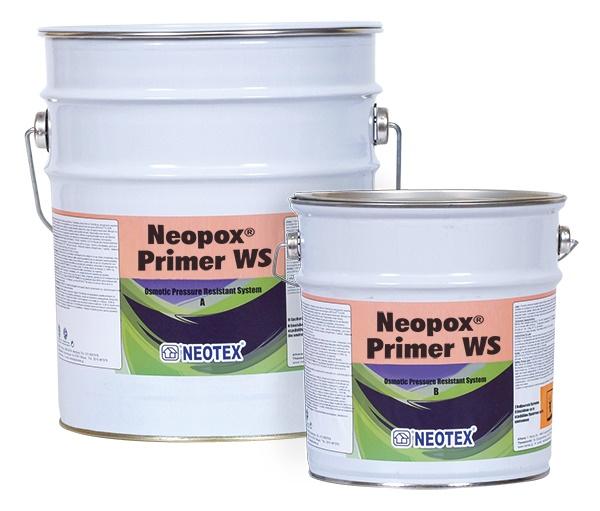 Neopox Primer WS epoksidinis gruntas